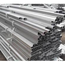 Tube en aluminium 6063 t6 anodisé