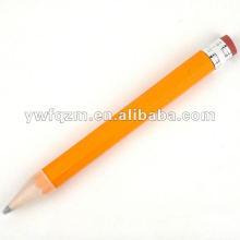 crayon en bois jumbo avec logo pour la promotion