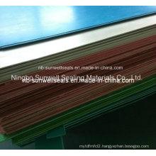 Mineral Fiber Rubber Sheet Oil-Resisting Non-Asbestos Sheet, 100% Non Asbestos Sheet Gaskets (SUNWELL)