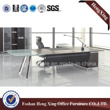 Metal Structure Fashion Desk Office Table Executive Desk (HX-6M015)