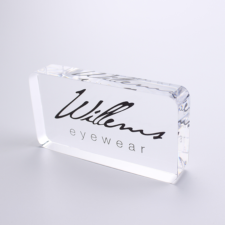 Clear Acrylic Blocks Wholesale