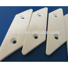 Special-shaped brick alumina ceramic tile zirconia ceramic plate