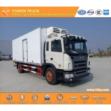 JAC Euro3 180hp refrigerator truck carrier