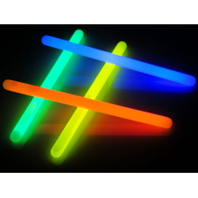 Promotion Gift Glow Plastic Stick for Vocal Concert, Christmas. Halloween
