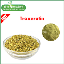 OEM for Berberine, Rutin, Ginseng leaf p.e. ,Green Tea P.e.,plant extract for Sale Troxerutin from Sophora Japonica Extract export to Heard and Mc Donald Islands Manufacturers