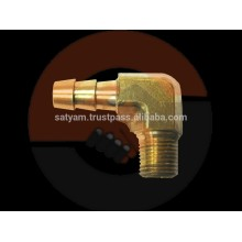 Brass 90 Degree Single Barb Male Elbow for Hose Fittings