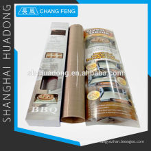 Non-stick PTFE cooking liner ,Used as oven, toaster, BBQ
