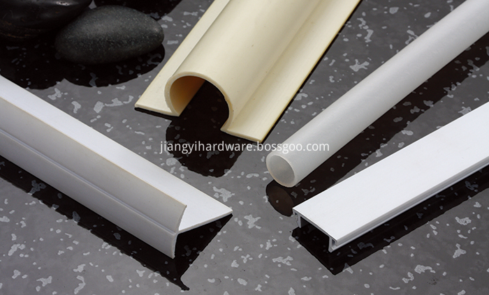 Pvc Rubber Waterprrof Seal Strip Bathroom magnetic shower glass door seal