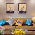 Печать на холсте с шампанским / винтажная отделка винного холста Печать / Оптовая классическая настенная живопись