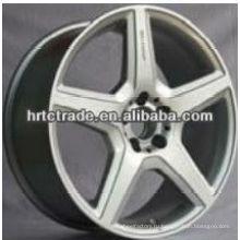 17 18 19 дюймовый алюминиевый хром спорт bbs колесные диски