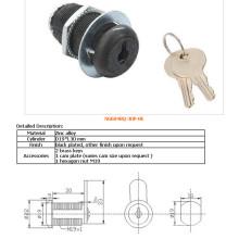 Black Cam Lock, Cam Lock, Zinc Cam Lock, Furniture Lockal-30b
