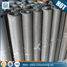 Elektrisches Heizelement Cr20Ni80 Nichrom Drahtfiltergewebe