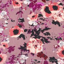 Woven 100% Polyester High Quality Wholesale Chiffon Fabric