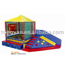 Soft Play Sponge Playground