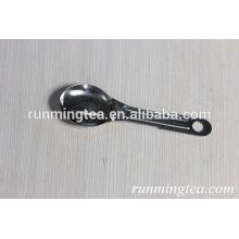 Grabado plata cuchara café y té herramientas