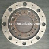 Customized carbon steel stamping blank Da160 flat flange                                                                                                         Supplier's Choice