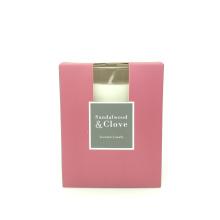 Custom Fragrance Soy Wax  Scent Candle Shunbang