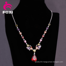 Latest Design Gold Pendant Necklace Jewelry