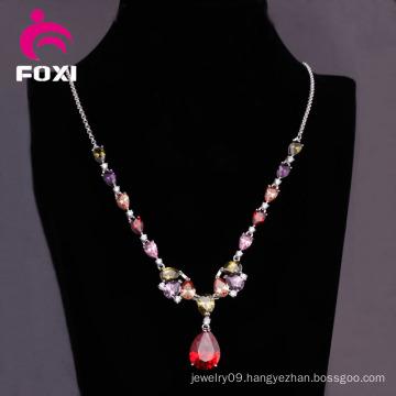 Latest Design Gold Pendant Necklace Jewelry