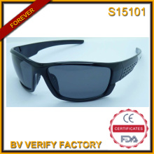 2015 Italien Design Sport Sonnenbrillen mit kostenlose Probe (S15101)