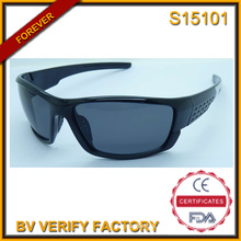 Fashion 2015 Italy Design Sports Sunglasses with Free Sample (S15101)