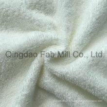 Bambou / polyester à double face en tricot (QF16-2519)