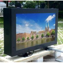55inch an der Wand befestigte 2000nit LCD-Anzeige