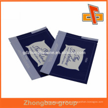 De alta calidad y buena apariencia de papel de aluminio bolsa de máscara facial proveedores China