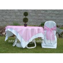 Housses de chaises de banquet usagé, couverture de chaise de mariage