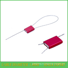 Sello de seguridad (JY001TZ), Cable de sellos, sellos de Metal