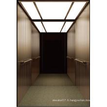 Ascenseur de passager de Fujizy avec le service professionnel