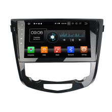 Android 8.0 auto-elektronica voor Qashqai AT 2013-2016 met DSP Parrot Bluetooth