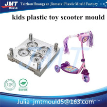 OEM plastic injection fashion cute scooter mould for girls