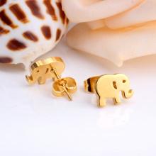 Girl Earrings Star/Love Letter/Smile/Snowflake/Owl/Flower/Round Stainless Steel Stud Earring For Women