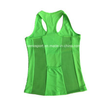 Long Style Neoprene Slimming Body Fitness Vest with Pocket (SNNV02)