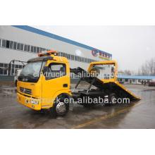 Dongfeng 4ton Wrecker Abschleppwagen zum Verkauf, 4x2 Wrecker Abschleppwagen One Tow Two