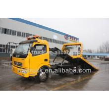 Dongfeng 4ton wrecker tow trucks for sale,4x2 Wrecker Towing Truck One Tow Two