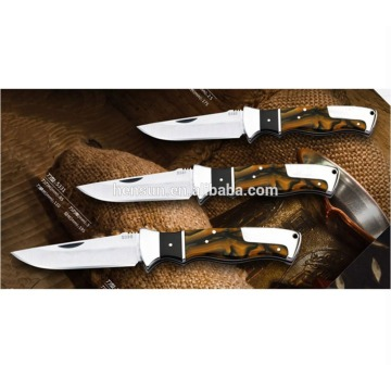 Synthetic Resin Handle Stainless Steel Blade Knife