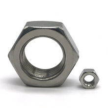 Stainless Steel DIN 934 A2-70 Hex Nut