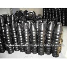 Redutores de aço carbono de soldagem de extremidade
