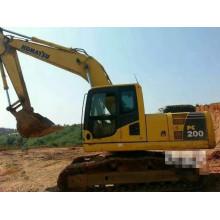 Used Komatsu Crawler Excavator (PC200-8)