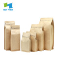 Box Compactable Type Coffee Packaging Bag