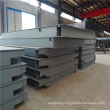Kingtype weighing trucks Stainless steel structure truck scale