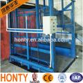 low price cnc linear guide rail/metal sliding door vertical lift
