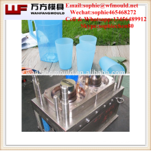 2 gallon water jug mould/Taizhou plastic injection 2 gallon water jug mold making