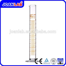 JOAN Single Metric Scale Glass Graduated Cylinder, Laboratory Glassware