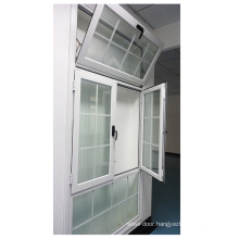 6mm single blue tempered glass the price of aluminum windows in Morocco