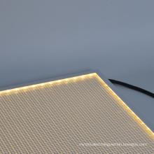 Optical grade acrylic sheet for light guide plate