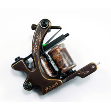 Brass Carving Coil Tattoo Machines
