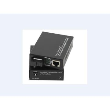 Gigabit+LC+Multimode+Media+Converter+Box